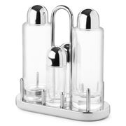 Alessi - 5070 Condiment Set 4pce