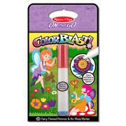 Melissa & Doug - Fairies Colourblast! Pad