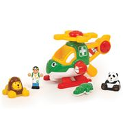 Wow Toys - Harry Copter's Animal Rescue