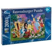 Ravensburger - Disney Favourites Puzzle 200pce