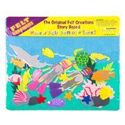 Felt Creations - Aquatic Diving Story Board