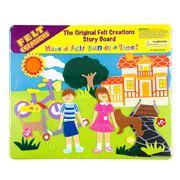 Felt Creations - Home Story Board