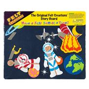 Felt Creations - Outer Space Story Board