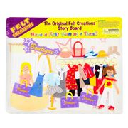 Felt Creations - Boutique Story Board