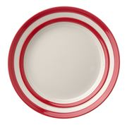 Cornishware - Side Plate Red 18cm