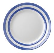 Cornishware - Blue Lunch Plate 25cm