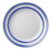 Cornishware - Lunch Plate Blue 25cm
