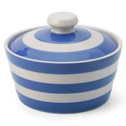 Cornishware - Blue Butter Dish
