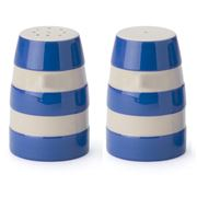 Cornishware - Blue Salt & Pepper Shaker Set