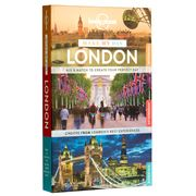 Lonely Planet - Make My Day London Day Planner