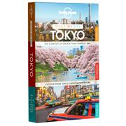 Lonely Planet - Make My Day Tokyo Day Planner