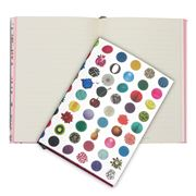 Christian Lacroix - Couture Candies A5 Layflat Notebook