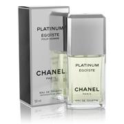 Chanel - Platinum Egoiste Eau de Toilette Pour Homme 50ml