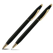 Cross - Century Classic Ballpen & Pencil Set Black