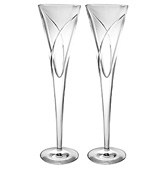 Waterford - Siren Champagne Flute Set 2pce