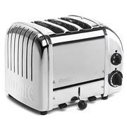 Dualit - NewGen Three Slice Toaster DU03 Polished