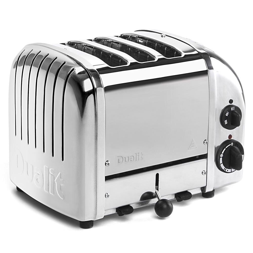 Dualit - Polished 3 Slice Toaster | Peter's of Kensington