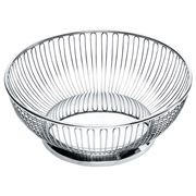 Alessi - Stainless Steel Round Wire Bowl