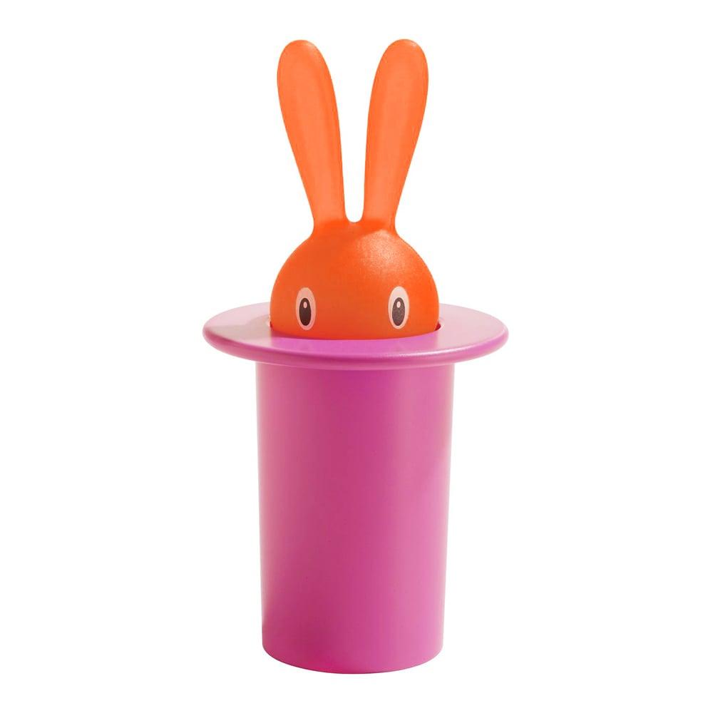 Alessi - Magic Bunny Toothpick Holder Pink | Peter's of Kensington