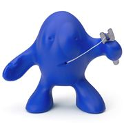 Alessi - Otto Dental Floss Holder Dark Blue