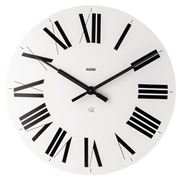 Alessi - Firenze White Wall Clock