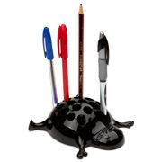 Alessi - Sebastiano Pencil Holder Black