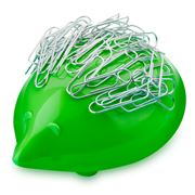 Alessi - Dozi Green Paperclip Holder