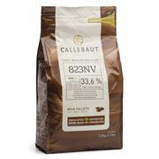Callebaut - Milk Chocolate Drops 2.5kg