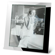 Whitehill - Frame with Glass Feature 25x20cm