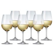 S & P - Salut White Wine Goblet Set 6pce