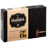 Walkers - Glenfiddich Luxury Fruit Mince Pies 372g