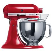 KitchenAid - Artisan KSM150 Empire Red Mixer