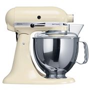 KitchenAid - Artisan KSM150 Almond Cream Mixer