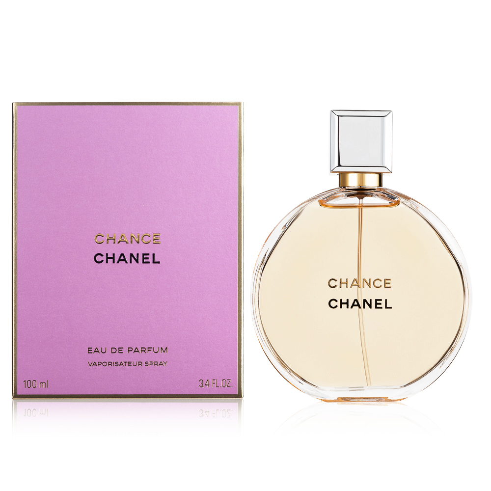 Chanel Chance Eau De Parfum 100ml Peters Of Kensington