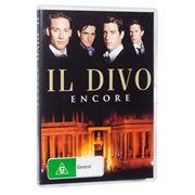 Sony - DVD Il Divo Encore