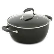 Anolon - Advanced Casserole Pot with Lid 26cm/5.2L
