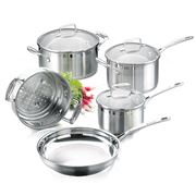 Scanpan - Impact 5 Piece Cookware Set