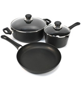 Scanpan - Classic Cookware Set A 3pce
