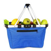 D Line - Shop & Go Blue Carry Basket