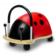 Wheely Bug - Lady Bug