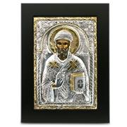 Clarte Icon - St Spyridon Gold 14x19cm
