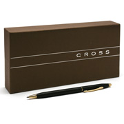 Cross - Century Classic Ballpoint Black w/ Gold Trim