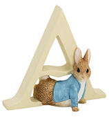 Beatrix Potter - Alphabet Initial A Peter Rabbit