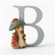 Beatrix Potter - Alphabet Initial B Benjamin Bunny