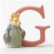 Beatrix Potter - Alphabet Initial G Aunt Pettitoes