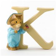 Beatrix Potter - Alphabet Initial K Tom Kitten