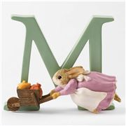 Beatrix Potter - Alphabet Initial M Cecily Parsley