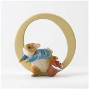 Beatrix Potter - Alphabet Initial O Peter Rabbit
