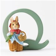 Beatrix Potter - Alphabet Initial Q Mrs. Rabbit