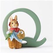 Beatrix Potter - Alphabet Initial Q Mrs. Rabbit